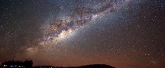 Melkweg boven Paranal