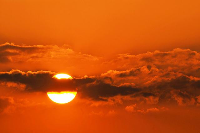 afstand aarde tot de zon